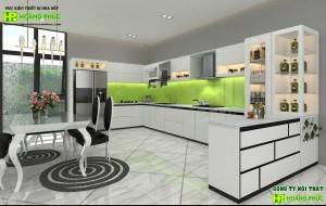 Tủ bếp BAE11-03