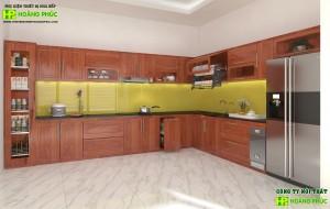Tủ bếp BGCX-01